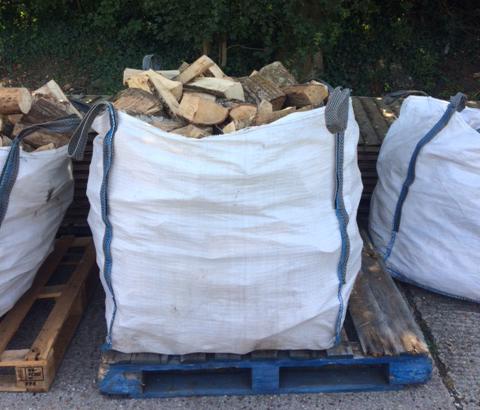 Wood 4kg bag 280.00
